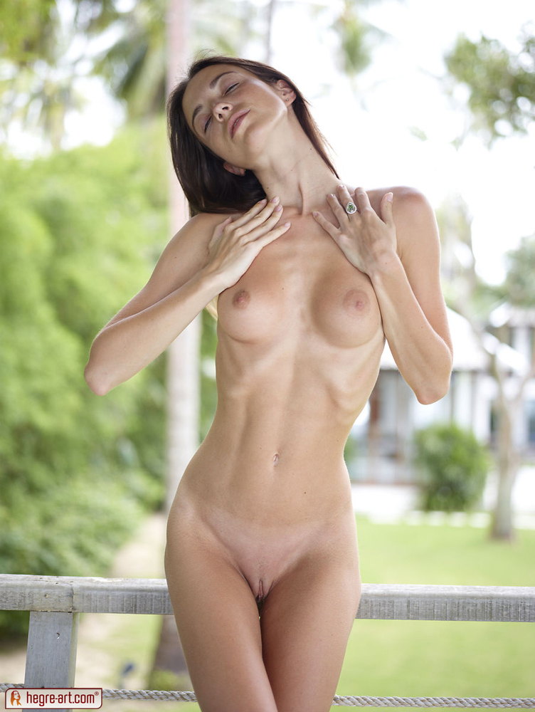 Will naked girls with abs cum are