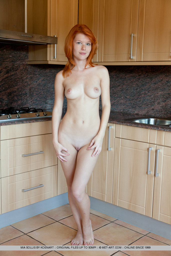 Naked european redhead girls